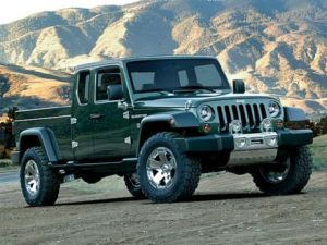 jeep gladiator pictures