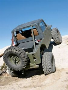 jeep scrambler pictures