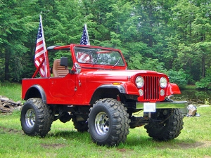 jeep cj7 pictures
