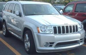 jeep grand cherokee 2008 pictures