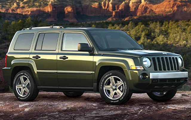 New SUV Jeep Patriot