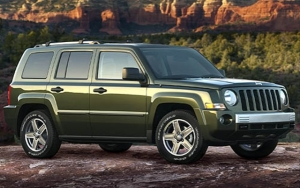 jeep patriot 2007 pictures