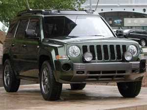jeep patriot 2008 pictures