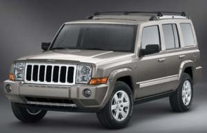 2009 Jeep Commander Photos