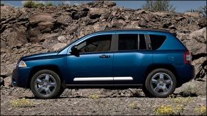 2009 Jeep Compass Photos