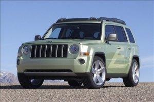 2009 Jeep Patriot Photos