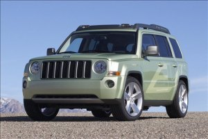 2009 Jeep Patriot Pictures