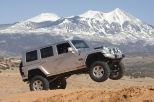 2009 Jeep Wrangler Unlimited  Photos