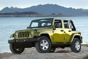 2009 Jeep Wrangler Unlimited  Pictures