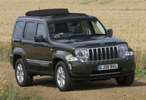 Jeep Cherokee 2009 Photos