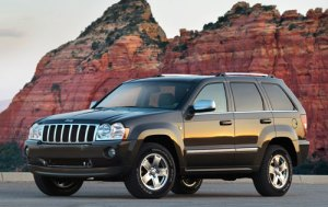 Jeep Cherokee Photos