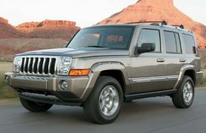 Jeep Commander Photos