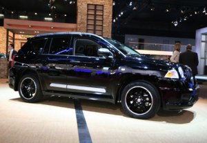 Jeep Compass Photos