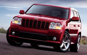 Jeep Grand Cherokee Photos