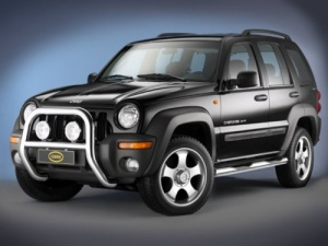 Jeep Liberty Photos
