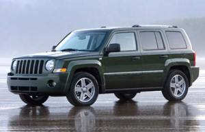 Jeep Patriot Photos