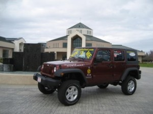 Jeep Unlimited Photos