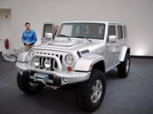 Jeep Unlimited Pictures