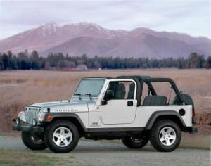 Jeep Wrangler Unlimited Photos