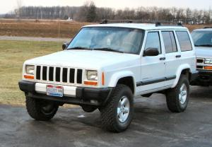Lifted Jeep Cherokee Pictures