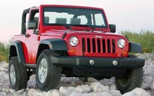 Wrangler Jeep Photos
