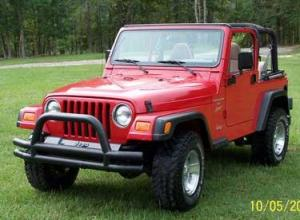 Wrangler Jeep Pictures